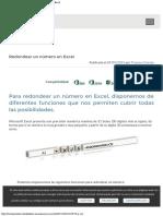Redondear un número en Excel – Trucos y Cursos de Excel.pdf