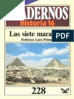 Revista - Cuadernos Historia 16 - 228 - Las Siete Maravillas.pdf