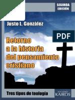 Retorno a la historia del pensamiento cristiano.pdf