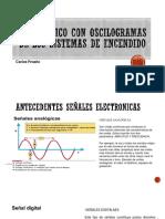 Diagnostico con oscilogramas de los sistemas de encendido