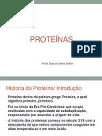 Proteínas -Unitins