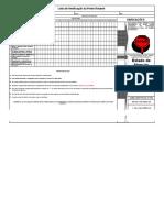 Check List Ponte Rolante