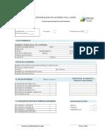 06_06 Formatos para el Sevicio de Registro de Proveedores