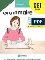 Les_petits_devoirs_-_Grammaire_-_CE1