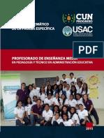 Contenido Examen Especifico PEM y TAE 2017