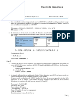Evaluacion - Ingenieria Economica C2