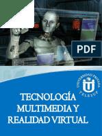 Libro Diagramado de Tecnología de Multimedia y Realidad Virtual