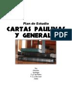 Plan de Estudio 05 - Cartas Paulinas - Cartas generales - CON RESPUESTAS - COMPLETO