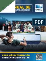 DIRECTV Manual de AutoInstalación HD