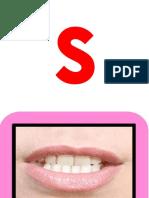 imágenes fonema s