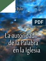 Byler · Autoridad
