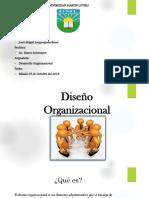 Diseño o estructura organizacional.pptx