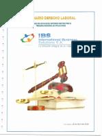 Seminario Derecho Laboral + Sentencias