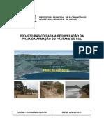 Projeto Basico para recuperação de praia.pdf