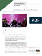 La inteligencia artificial compone la Décima Sinfonía de Beethoven.pdf