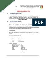 MEMORIA DESCRIPTIVA AV. BOLIVAR.docx