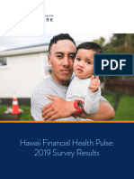Hawaii Financial Health Report