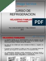 HELADERAS FAMILIARES GENERALIDADES