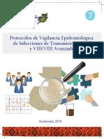 7. Vigilancia Epidemiológica de Infecciones de Transmisión Sexual y VIH
