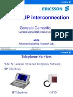 SIP to IP Architecture_von9909_ericsson