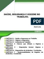 Saúde Higiene e segurança Caps 1 a 7.ppt