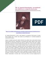 Sf. Ignatie Briancianinov, povatuitorul celor ce cauta sfintirea in vremurile de pe urma