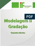 Modelagem II Gradação IFSC