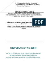 A Report on RA 9904.ppt