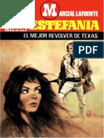 EL MEJOR REVÓLVER DE TEXAS. Marcial Lafuente Estefanía