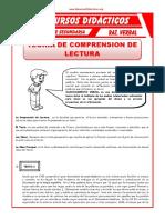Teoría-de-Comprensión-de-Lectura-para-Quinto-de-Secundaria