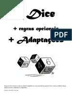 3 dice + expansões + adaptacao