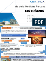 HISTORIA DE LA MEDICINA PERUANA LOS ORÍGENES