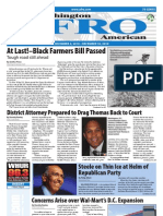 Washington D.C. Afro-American Newspaper, December 4, 2010