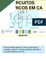 CIRCUITOS ELETRICOS EM CA