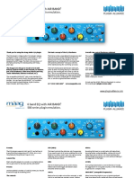 Maag EQ4 Manual