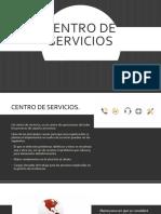 Centro del Servicio ITIL