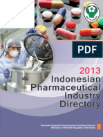 Indonesia Pharmaceutical Industry