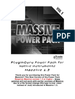 Massive Power Pack V1 READ ME