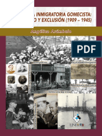 LIBRO La Politica Inmigratoria Gomecista.pdf