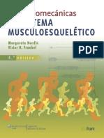 Bases biomecánicas del sistema músculo-esquelético - Margareta Nordin