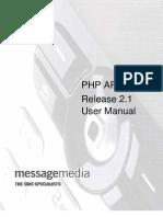PHP API Documentation