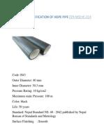 74 014 Samir HDPE pipe.docx
