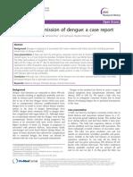 Perinatal transmission of dengue a case report.pdf