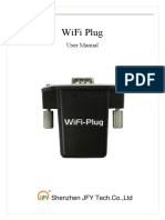 WiFi Plug user manual (Solar Dog)