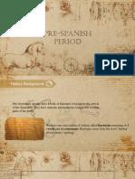 Pre-Spanish-Period