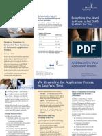 Eras 2011 App Brochure