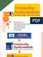 SYNDICATE BANK.PPTX