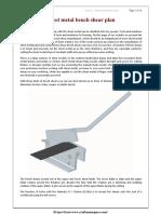 Sheet metal bench shear.pdf