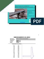 DISEÑO DE MUROS DE CONTENCION CON DENTELLON h=3.50 m.xls