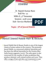 Roll no 22-Rajesh- 7P Javed  Habib.pptx